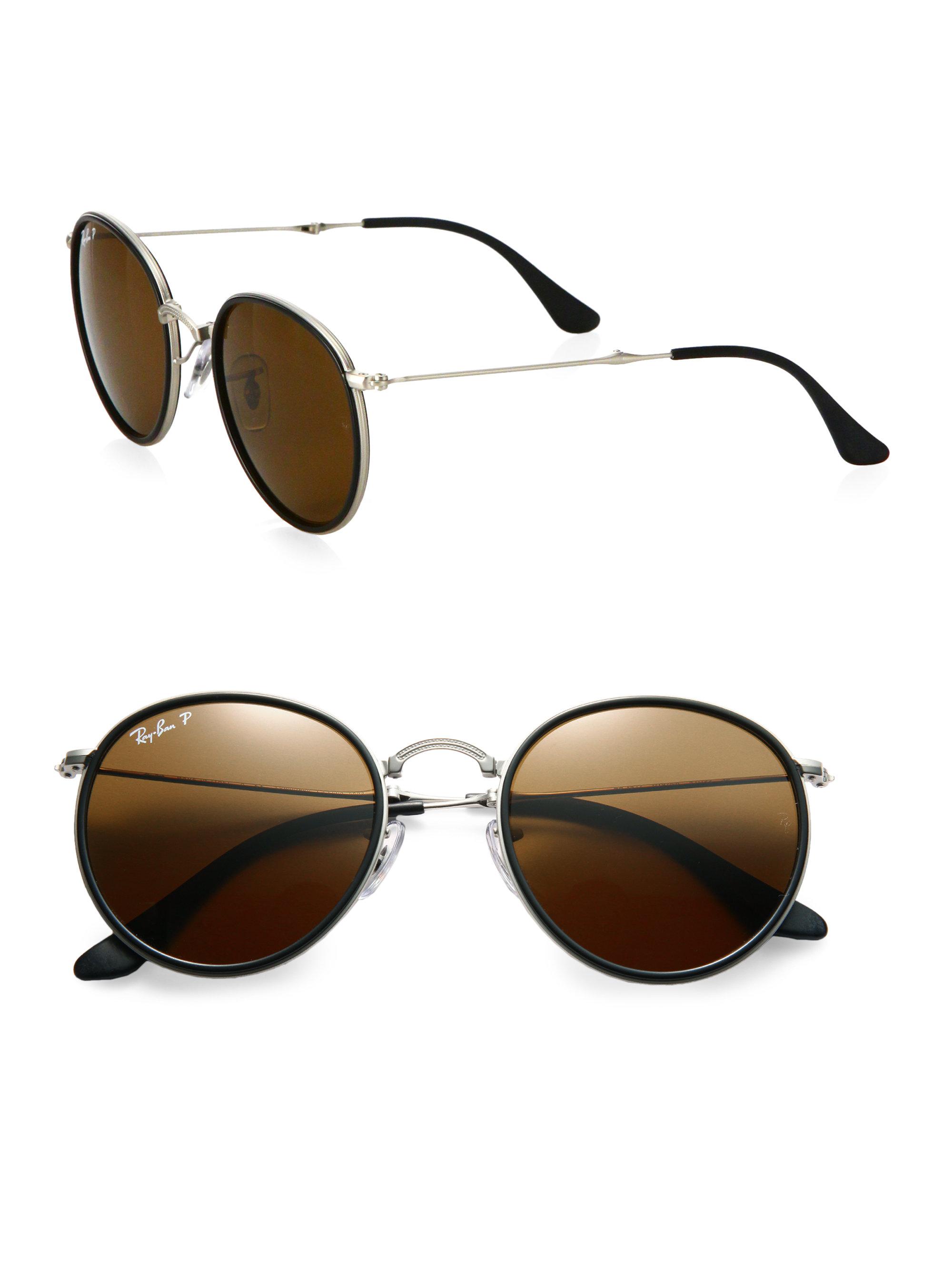 3e1ab9b9256 Gallery. Previously sold at  Saks Fifth Avenue · Men s Wayfarer Sunglasses  Men s Ray Ban ...