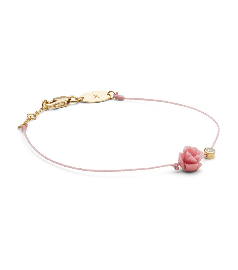 Redline Mayssa Bracelet With Pink Thread In Pink  Lyst. Antique Silver Earrings. Beautiful Bangles. Metal Platinum. Aries Pendant. Anchor Earrings. Where To Buy Anklets. Event Bracelet. Colored Stone Bracelet