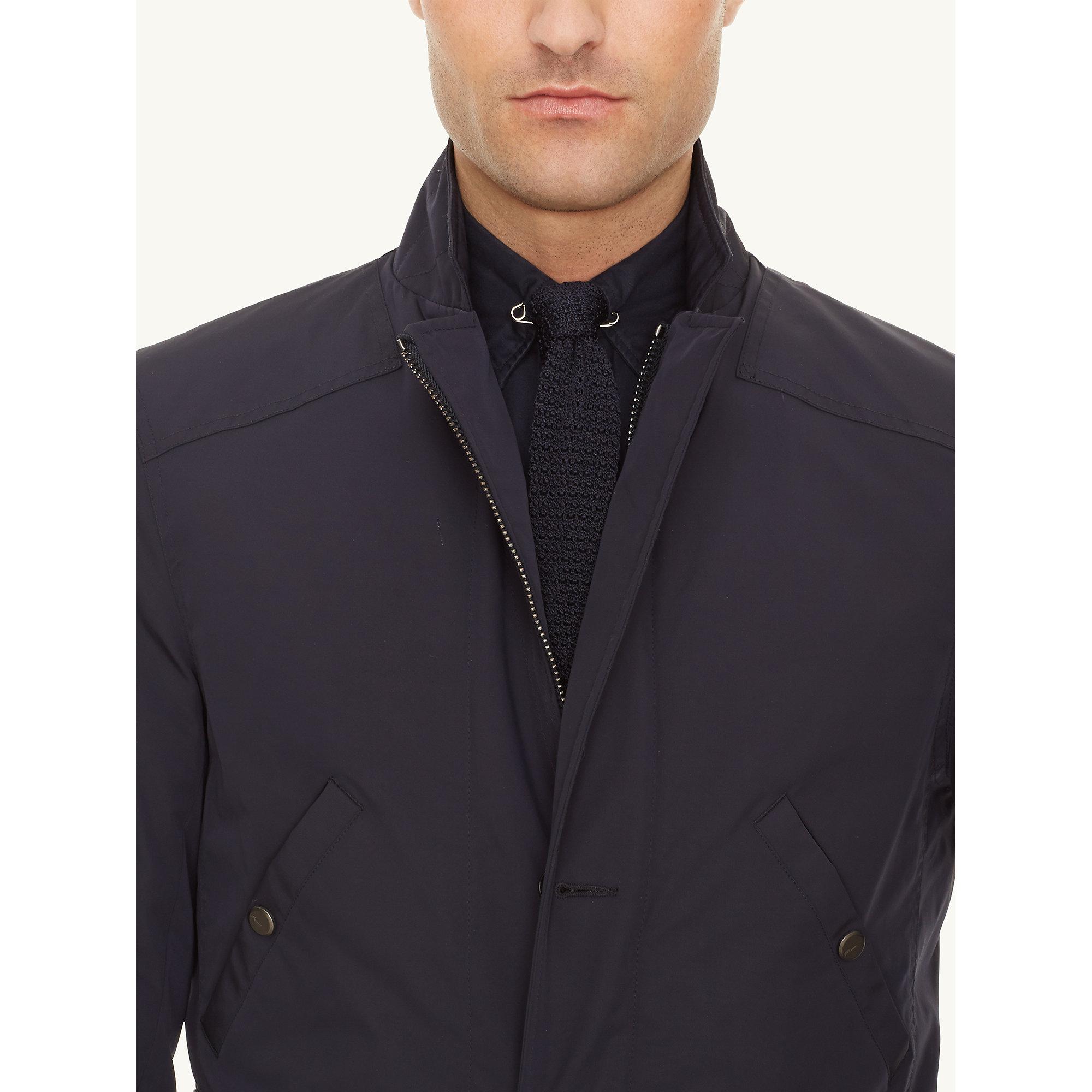 Ralph lauren Military Sport Coat in Black for Men | Lyst