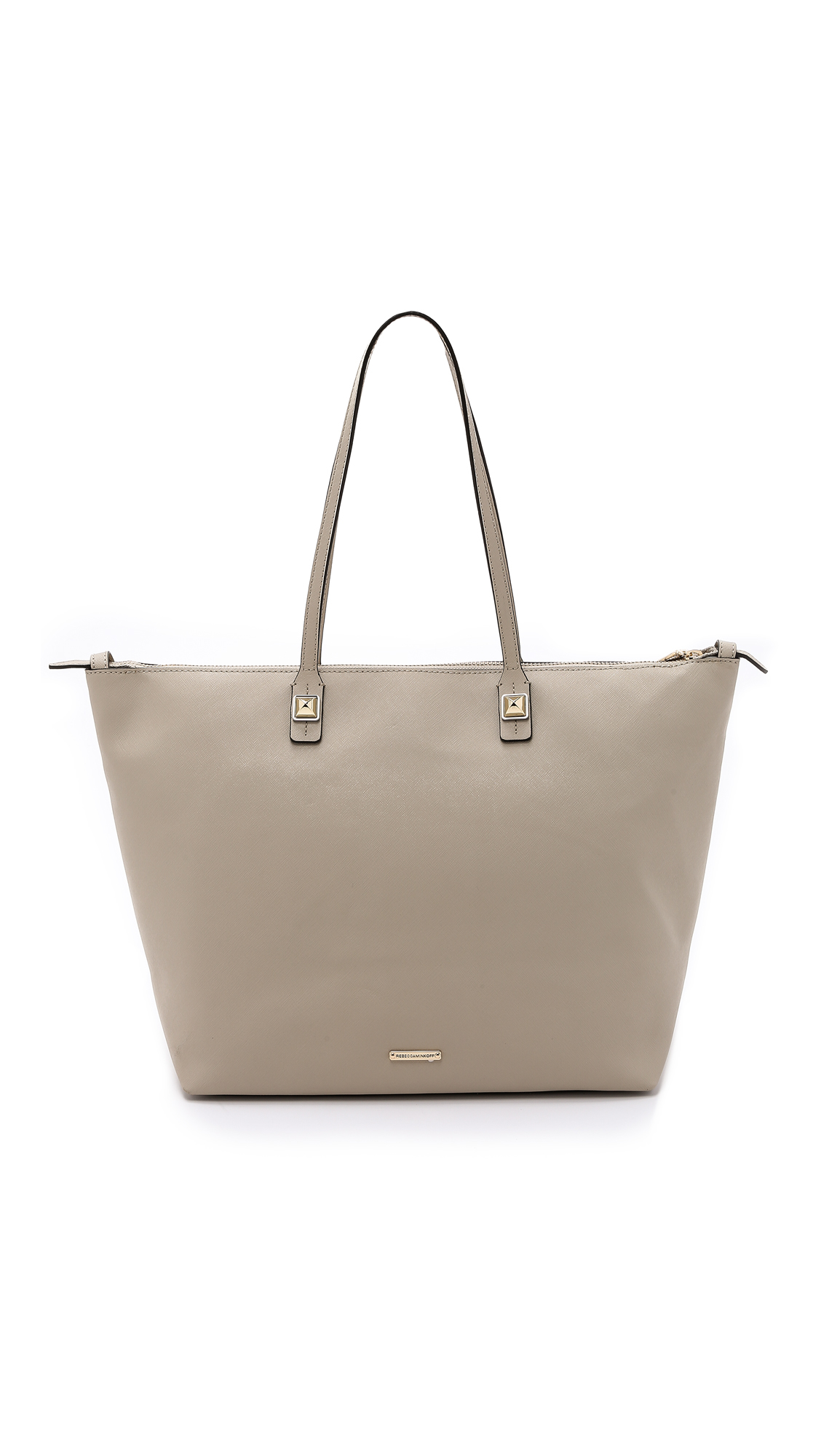 Rebecca Minkoff East West Mab Tote - Tranquil in Khaki (Natural)