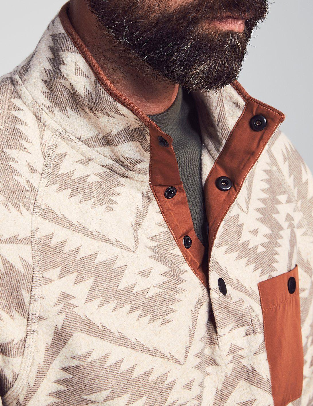 Gnao Mens Long Sleeve Autumn Flap Pockets Button Up Striped Classic Dress Shirts