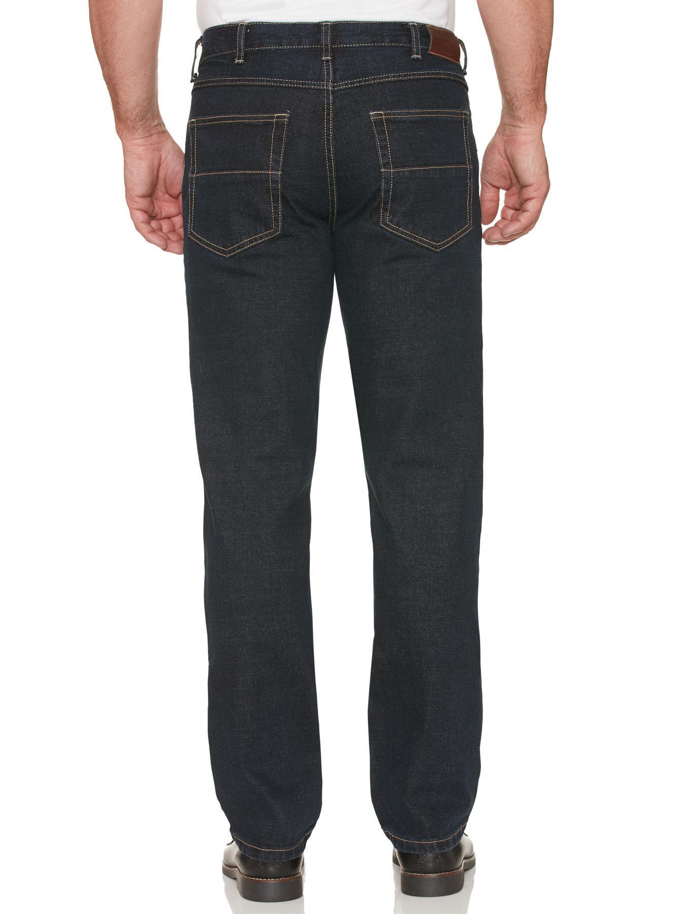 Farah The Darwood Rigid Denim Trouser in Indigo Blue (Blue) for Men