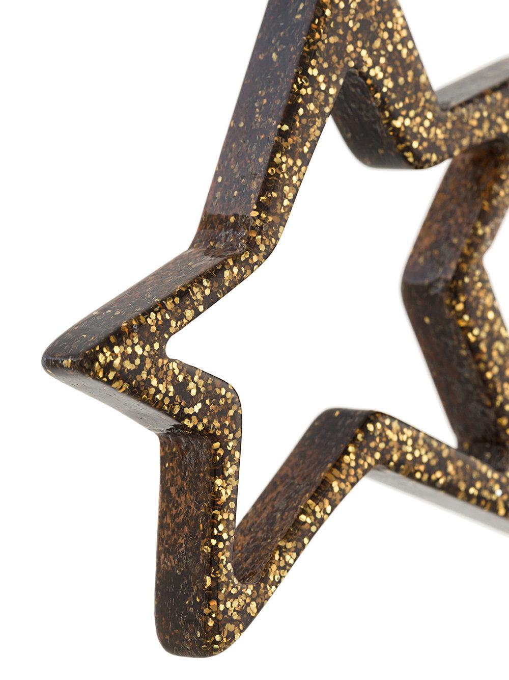 Corto Moltedo Orecchini Plexi earrings - Brown 2jQSW