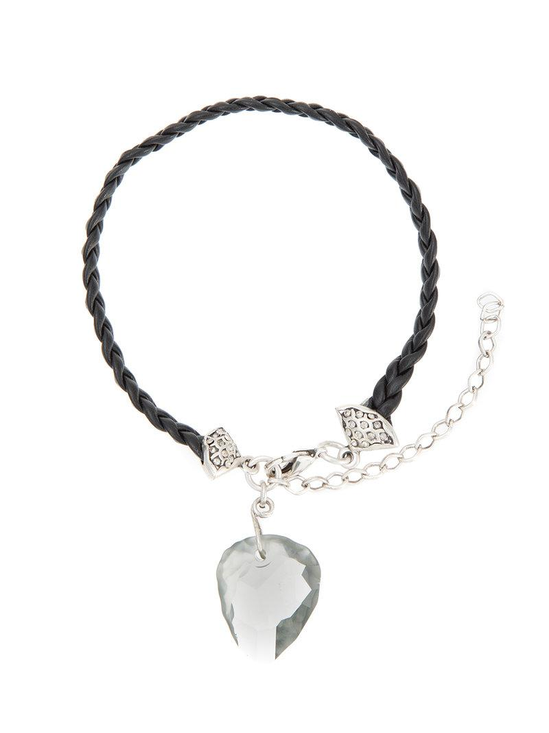 Camila Klein pearl embellished anklet - Unavailable zv1GO