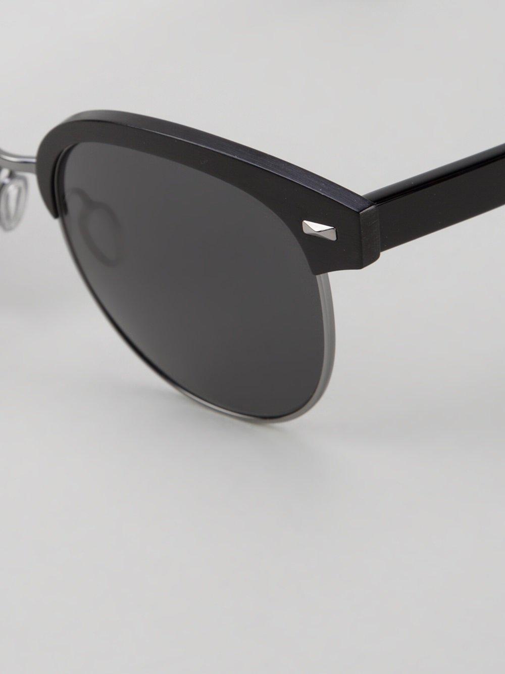 Oliver Peoples - 'shaelie' Sunglasses - Women - Acetate/aluminium - One Size in Black
