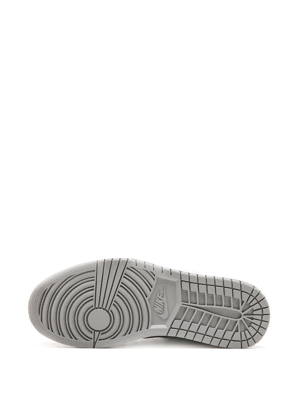 Zapatillas Air 1 Retro Nike de Raso de color Negro para hombre
