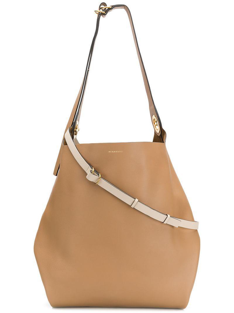Burberry. Women s The Leather Grommet Detail Bag 9d0a87ba83