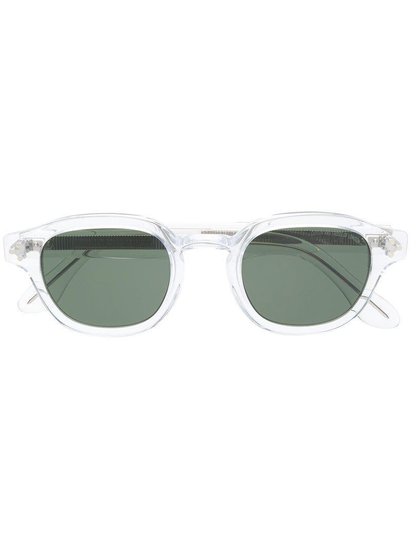 c37e9e9d57 Gafas de sol con montura transparente Cutler & Gross de color Blanco ...