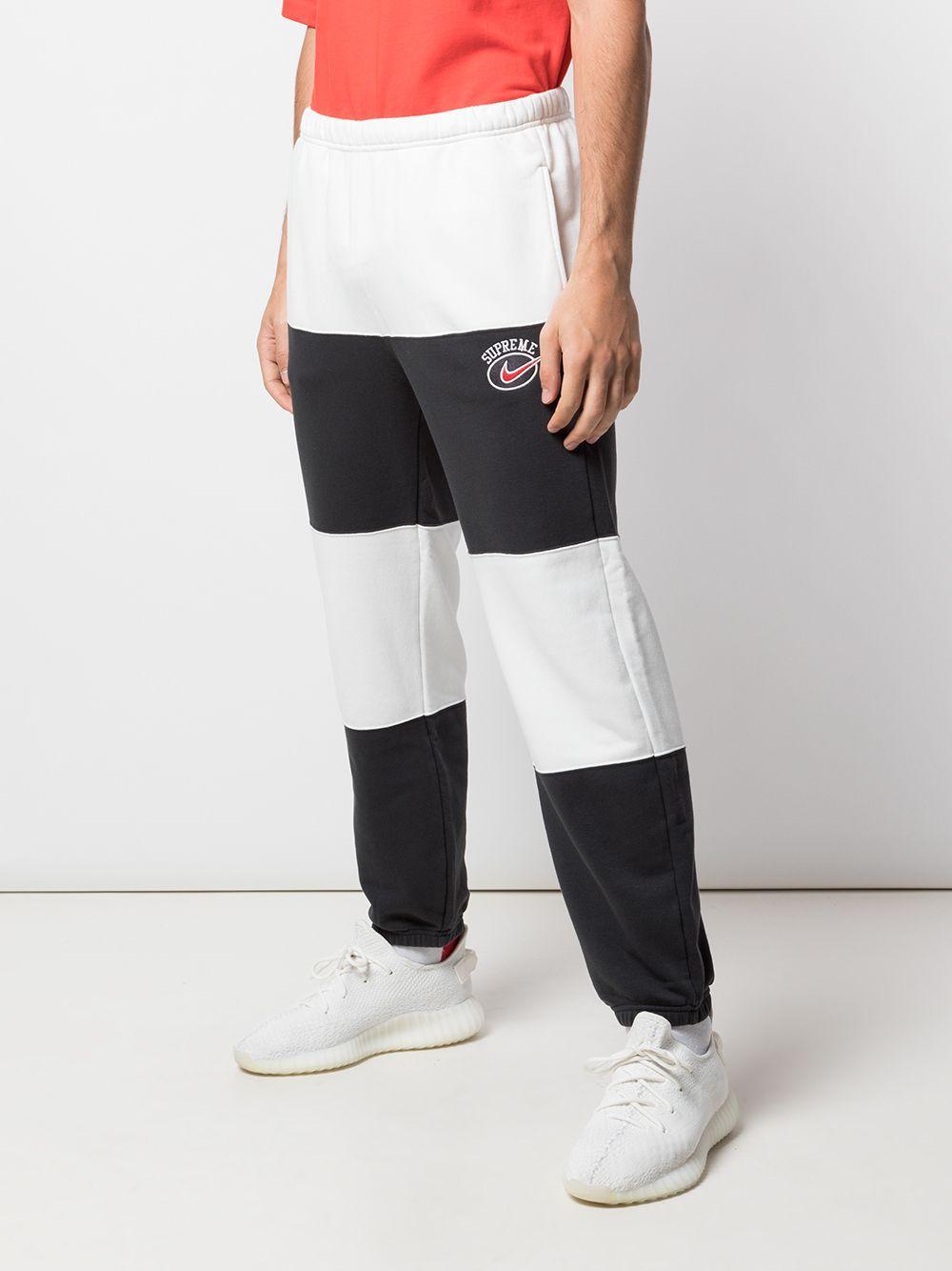 nike striped pants