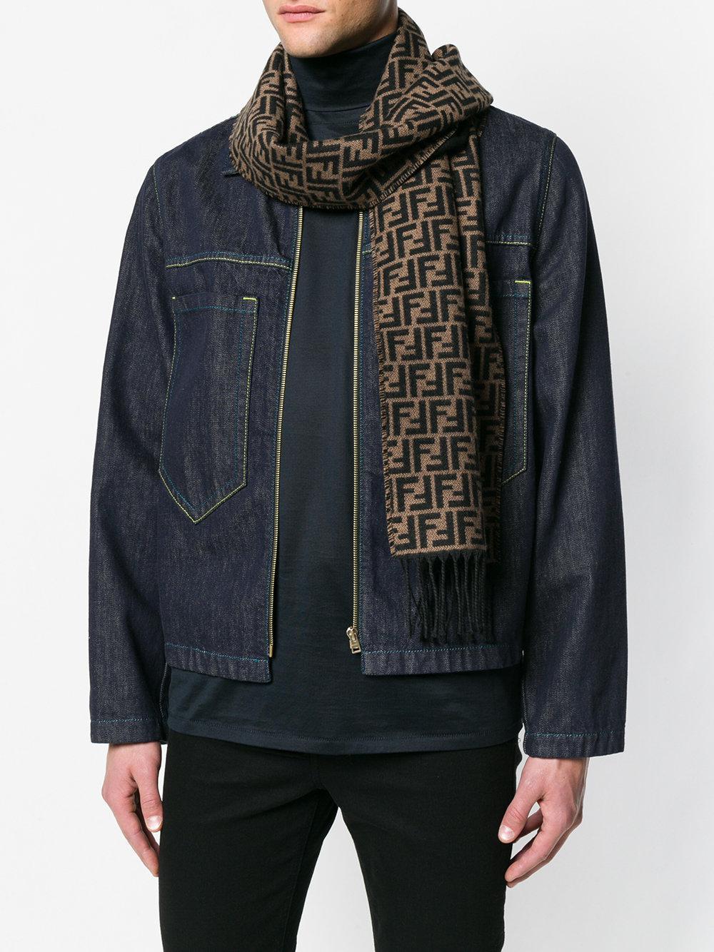 dcd217e96 order fendi knit scarf mens be7f7 8660a