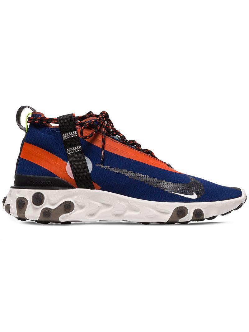 more photos 0450f 50811 Nike. Men s Blue Orange And Black ...