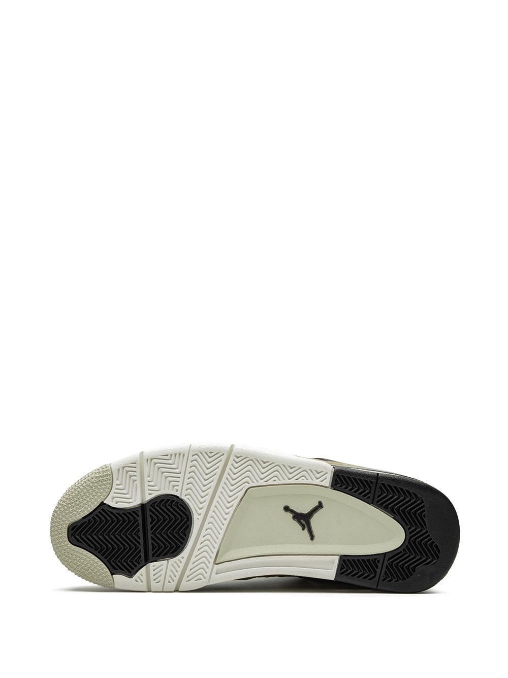Zapatillas Wmns Air 4 Nike de Cuero de color Marrón
