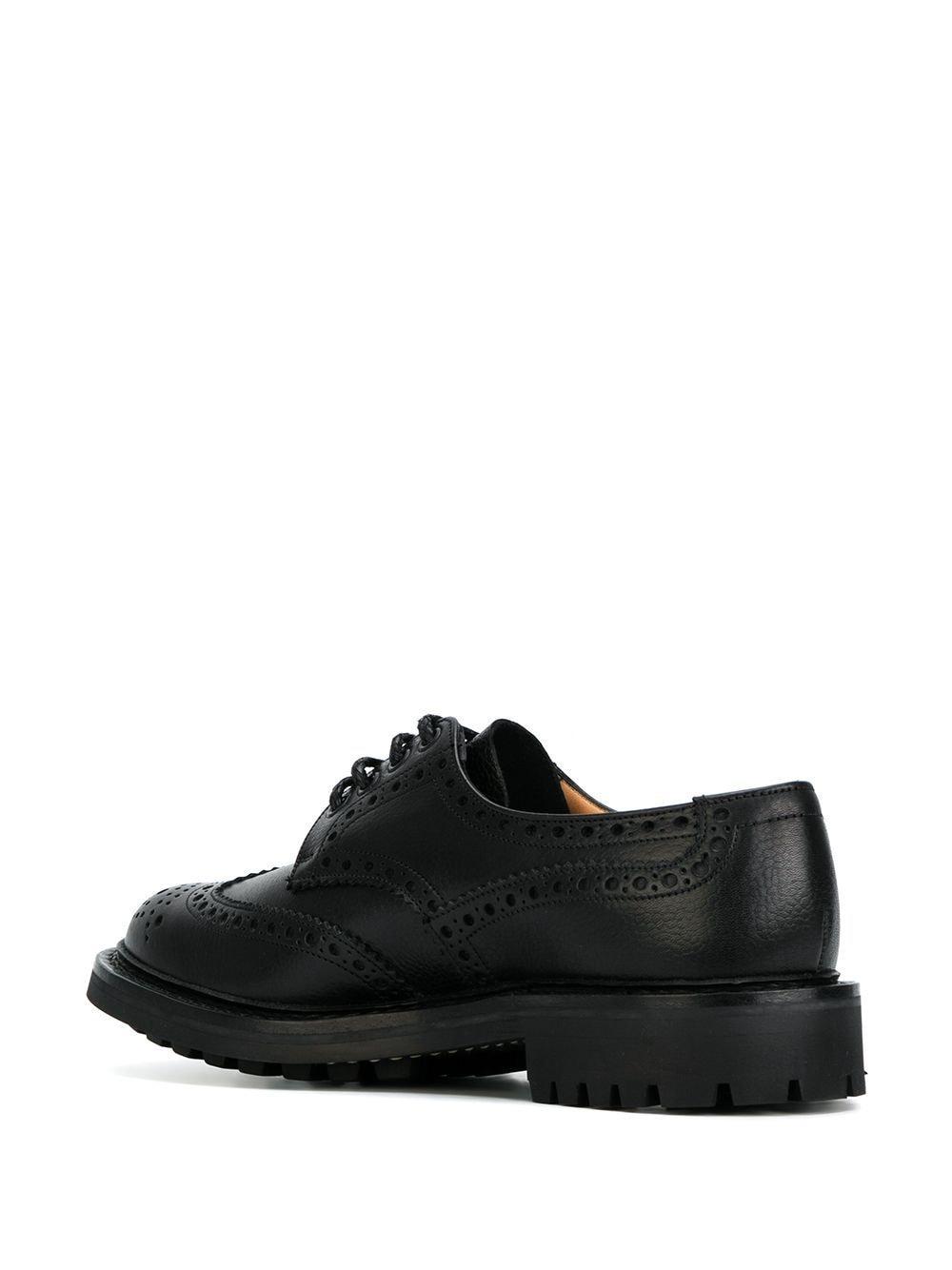 Zapatos oxford McPherson Church's de Cuero de color Negro para hombre