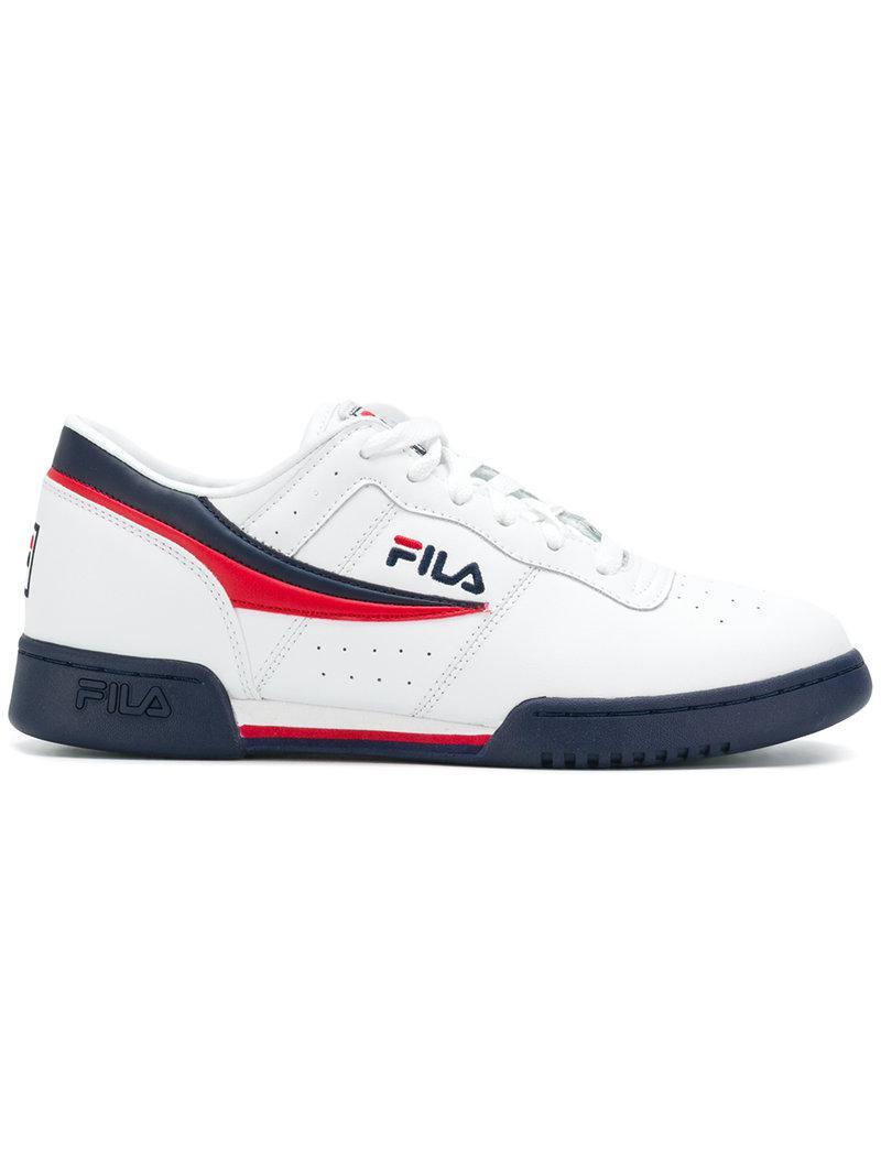 Lyst Fila Original Fitness Low Top Sneakers For Men