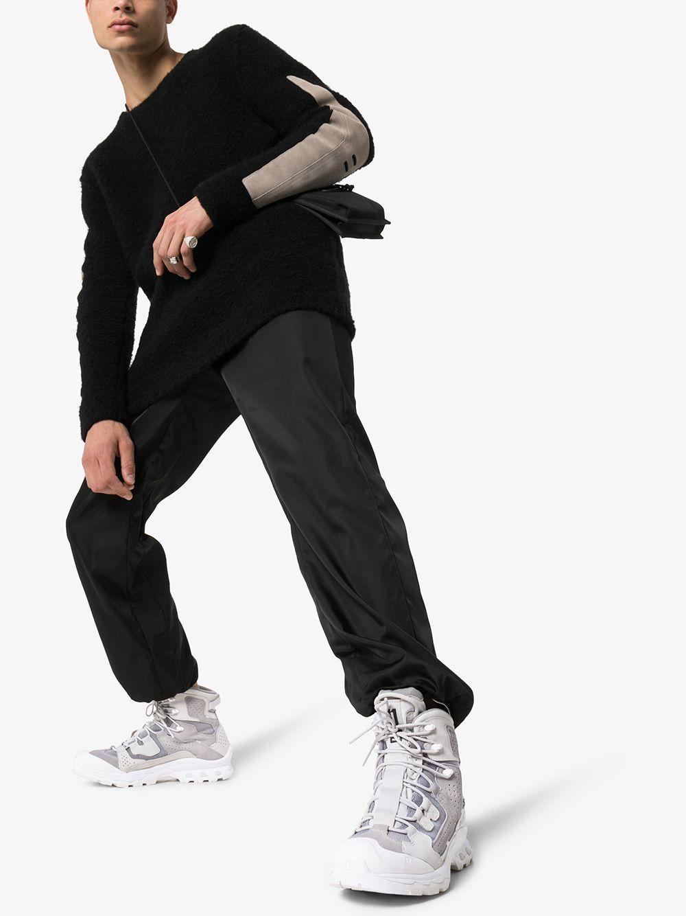 Botas tipo zapatilla Slab Boot 2 GTX Boris Bidjan Saberi de hombre de color Gris