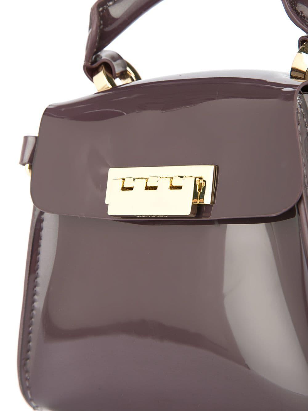 Zac Zac Posen Eartha Iconic Mini Top Handle Bag Lyst