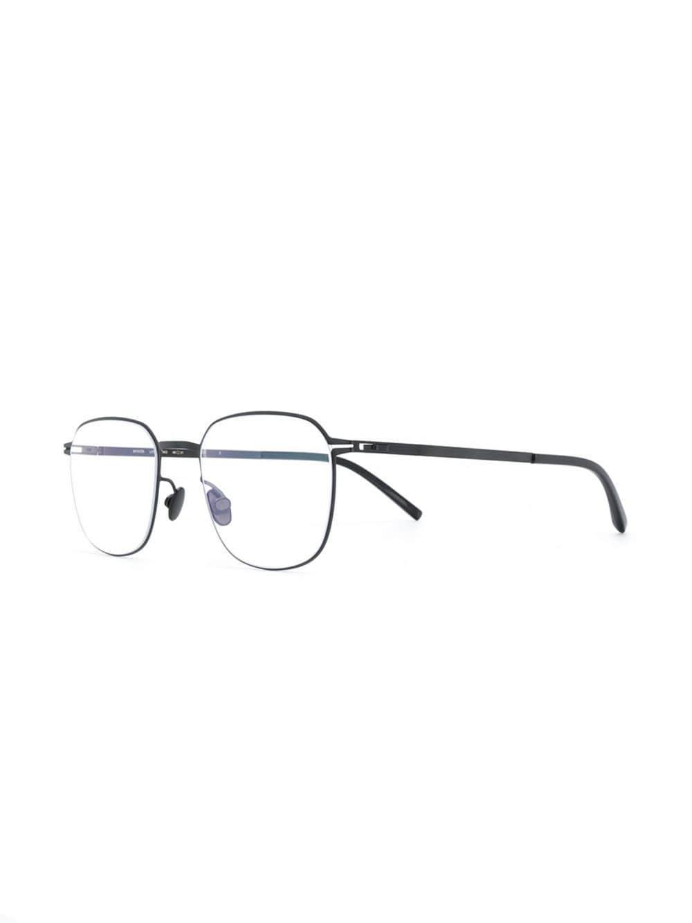 ecd0d1894baad Mykita Herko Glasses in Black - Lyst
