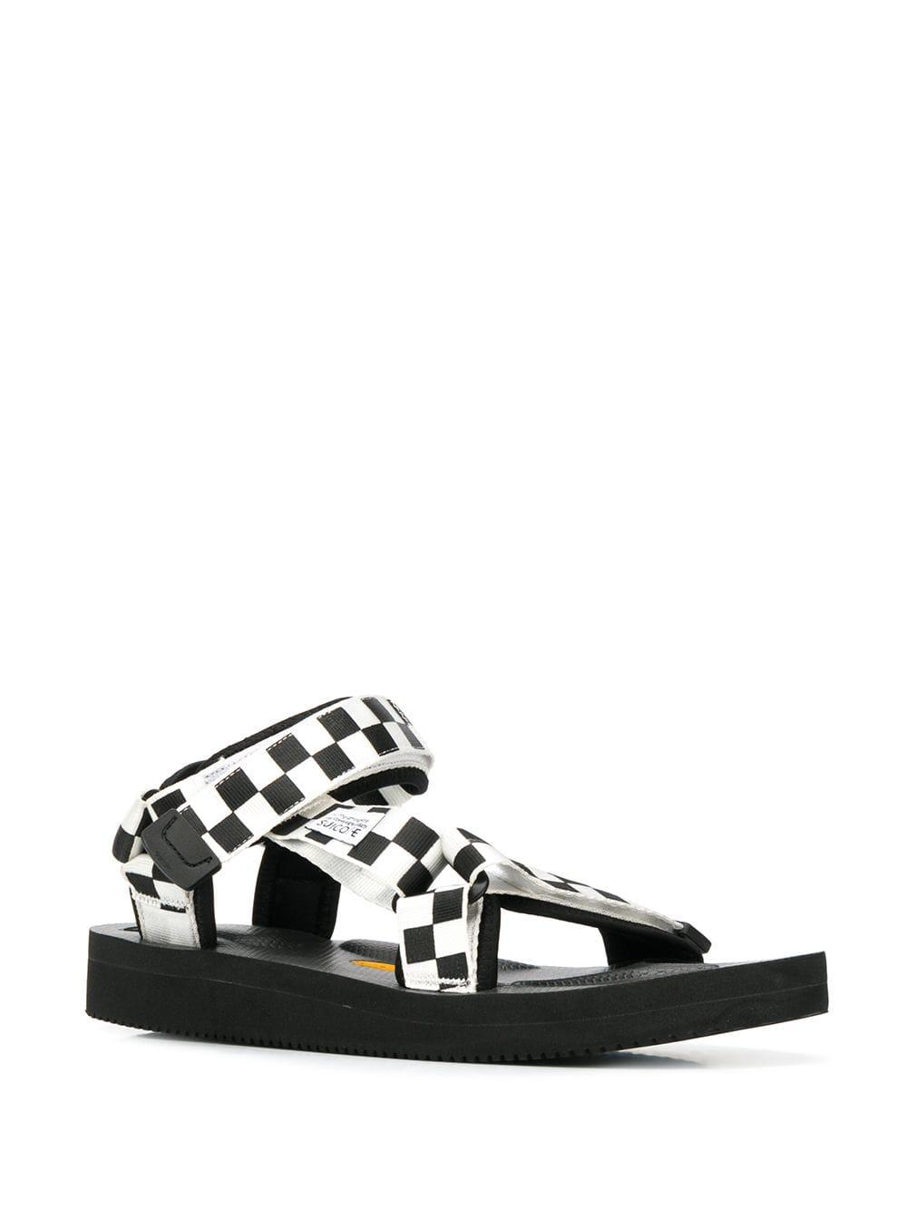 dedba5643db7 Suicoke Depa Sandals in Black for Men - Lyst
