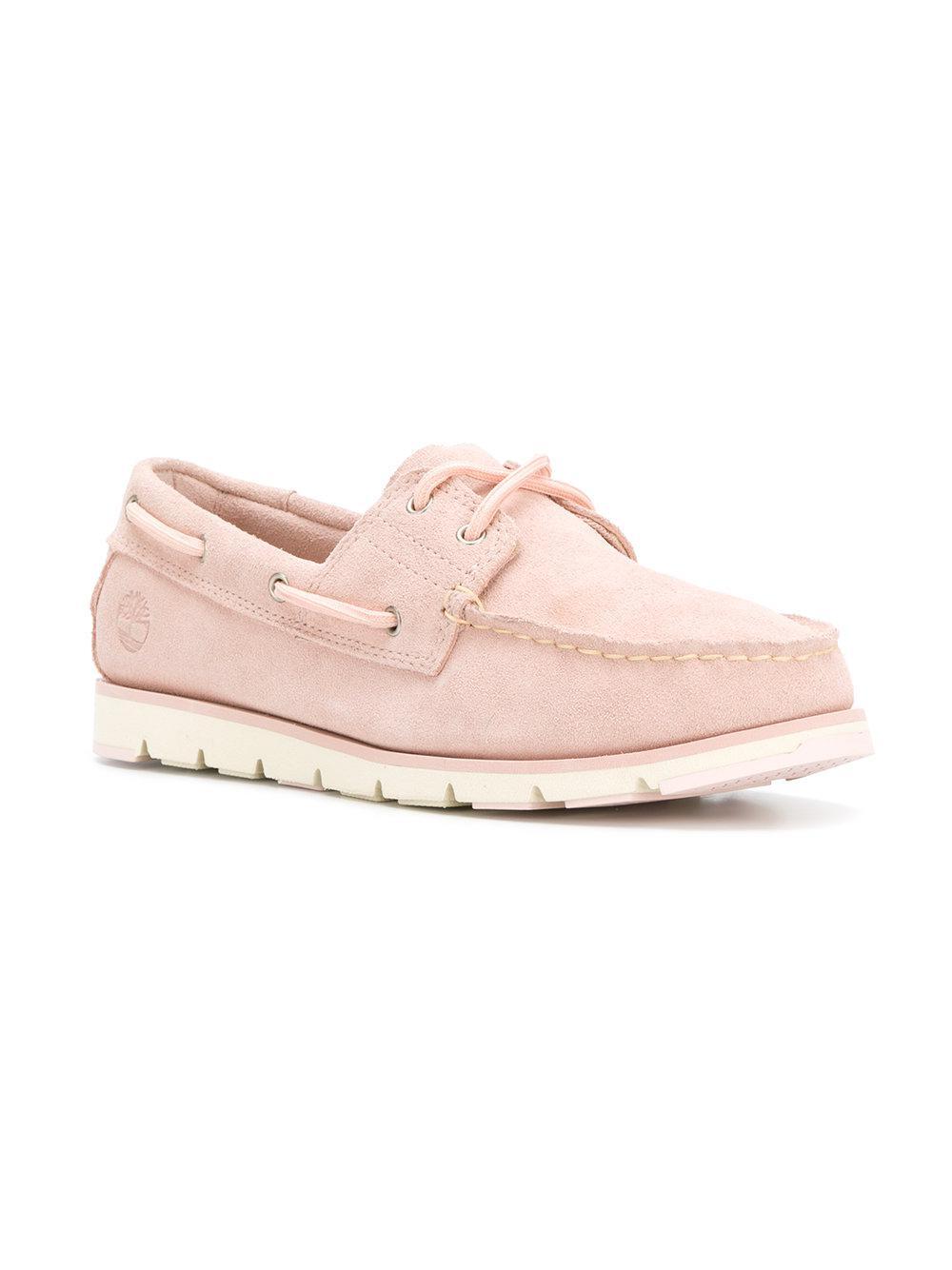 slip-on moccasins - Pink & Purple Timberland ZN1eKfdjX