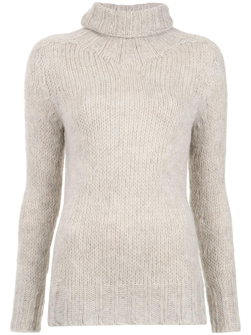 With Mastercard Sale Online Clearance Store For Sale Cecilia Prado turtlek neck tricot blouse Free Shipping Prices Cheap Sale Discounts Clearance Free Shipping 9olJ2