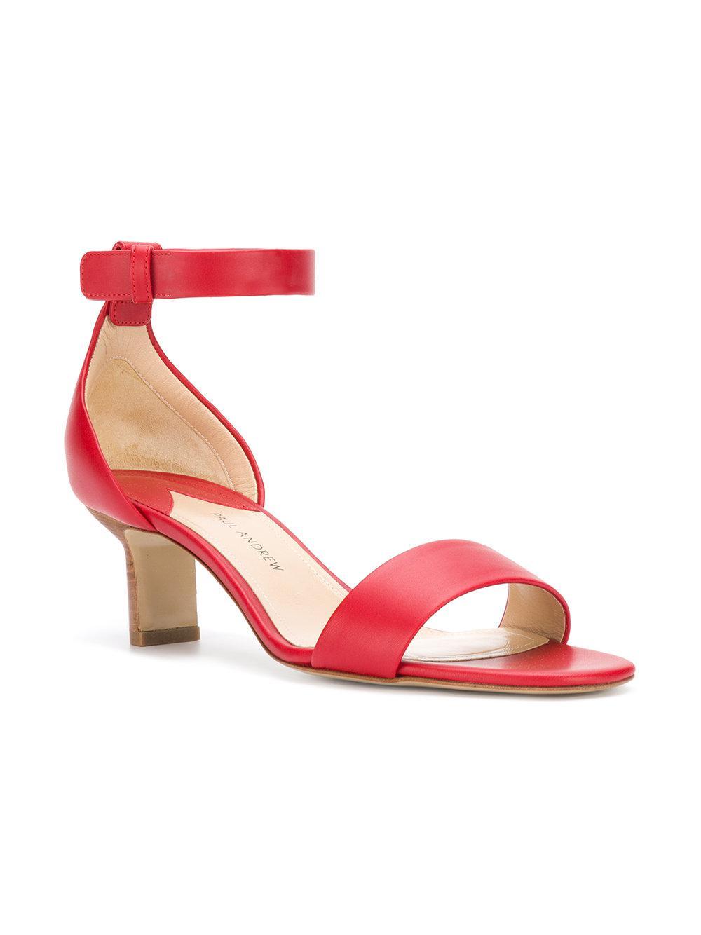 PAUL ANDREW Buckle sandals