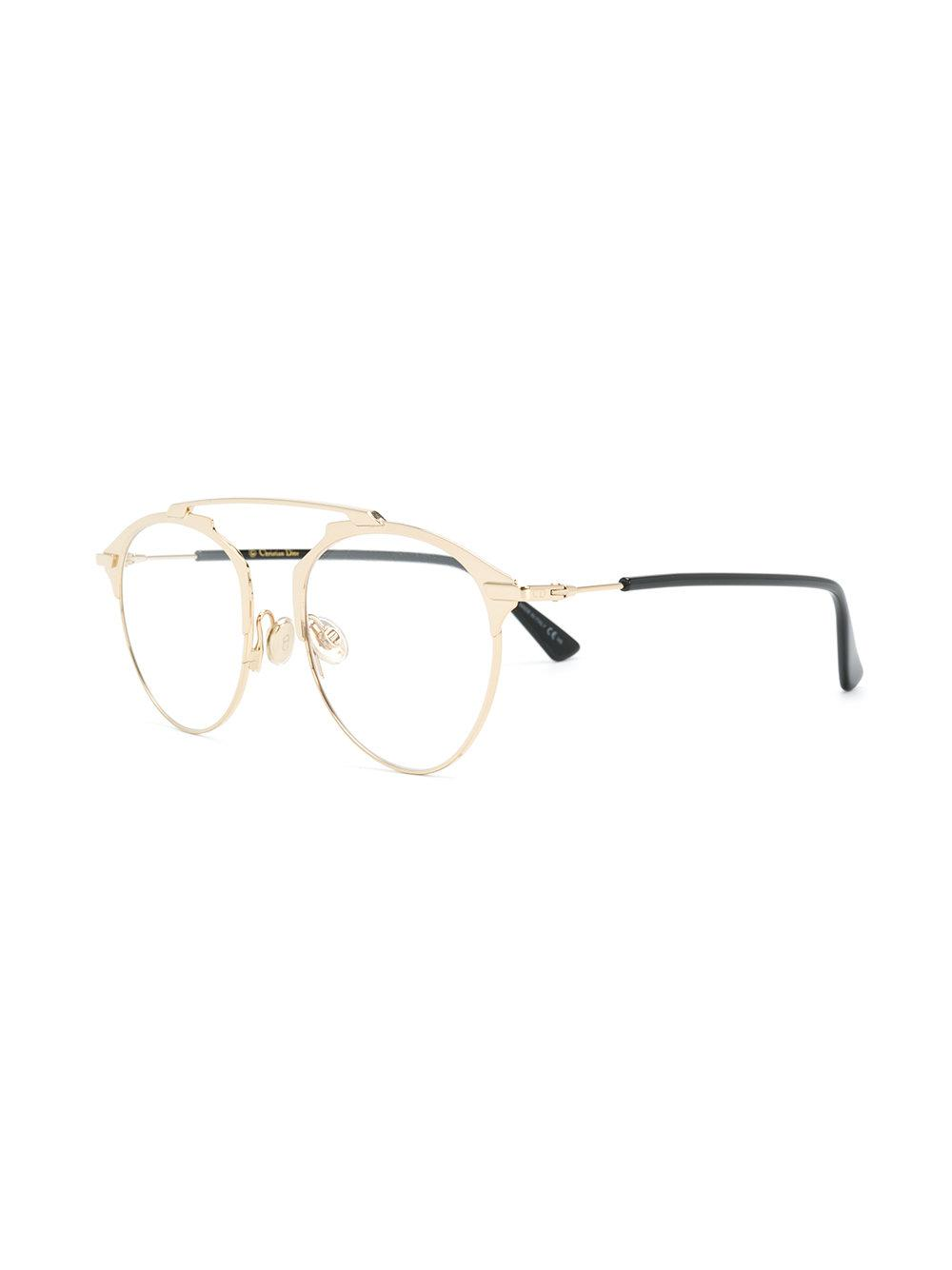 So Real O glasses - Metallic Dior m391NTzeKt