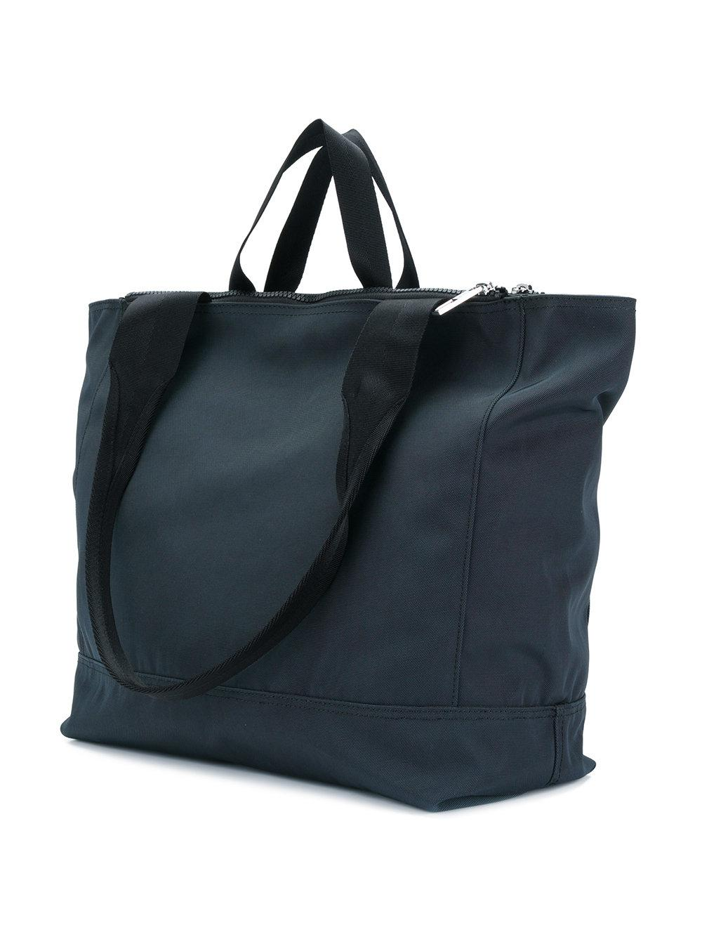 KENZO Tiger Tote Bag in Green for Men