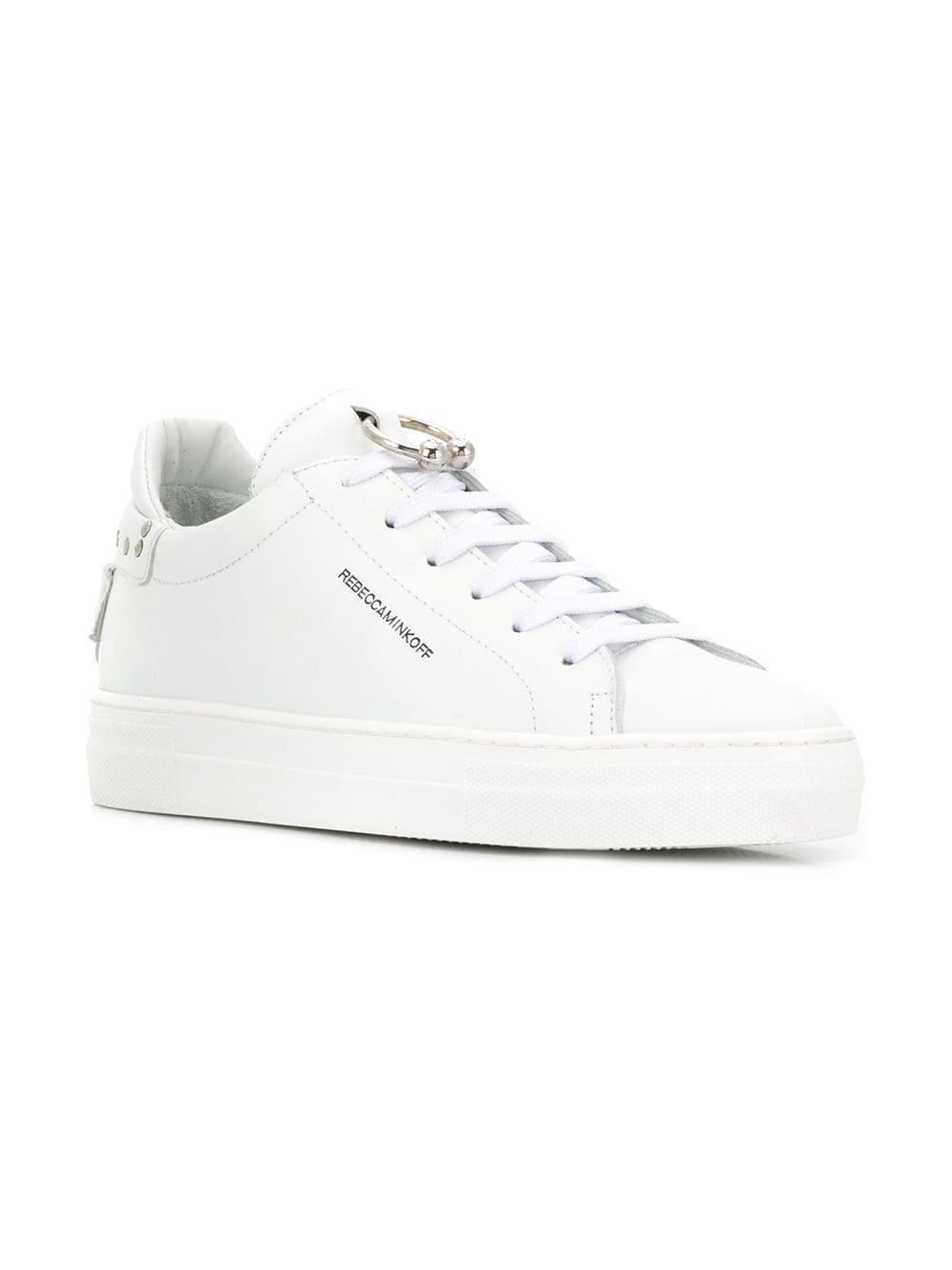 Rebecca Minkoff Cotton Paloma Sneakers