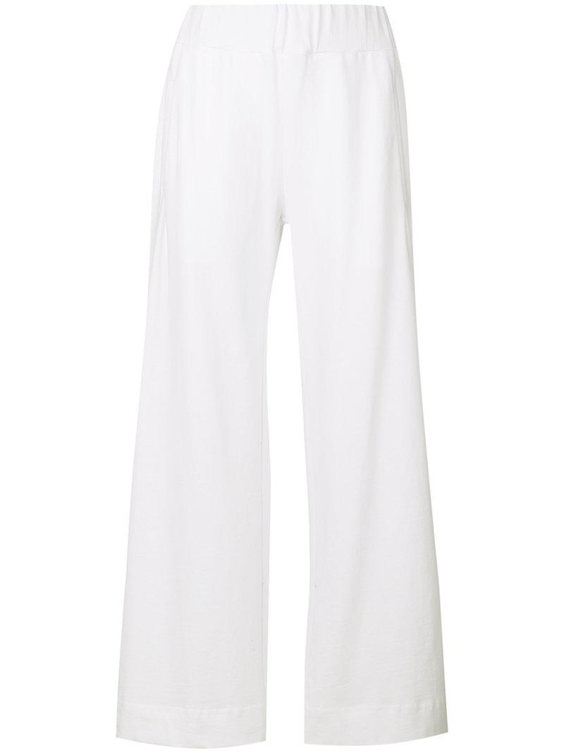 Genuine Cheap Price panelled wide leg trousers - Black Lost And Found Rooms Purchase Cheap Price Best Place To Buy Online Free Shipping Marketable CN7CrvFDs