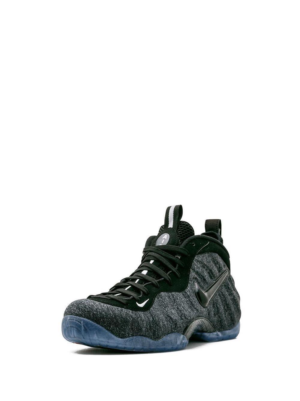 Zapatillas Air Foamposite Nike de Caucho de color Negro para hombre