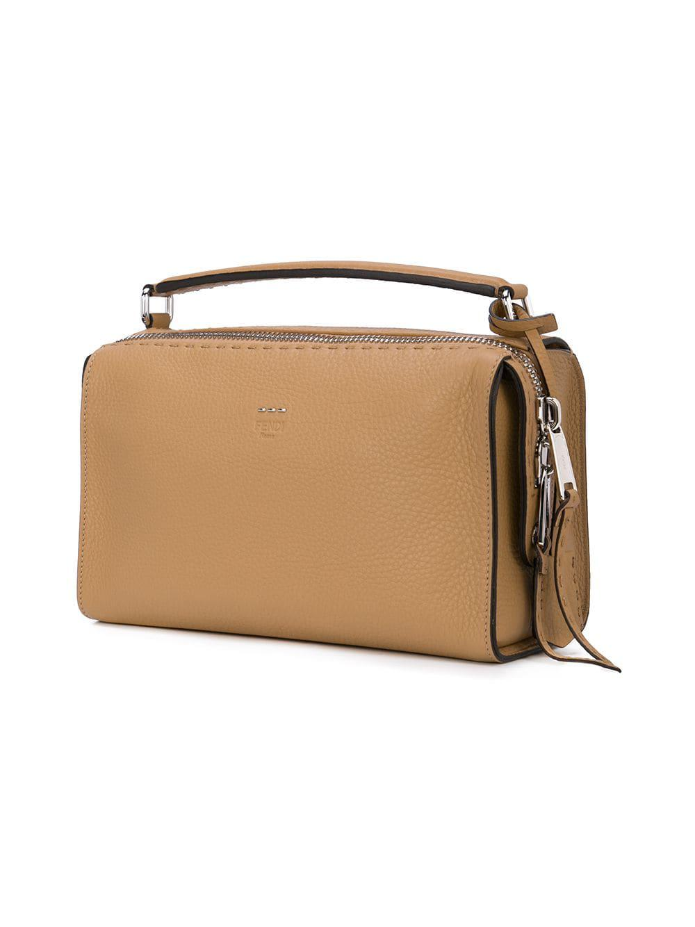 16786b50bb Fendi - Brown Lei Selleria Bag - Lyst. View fullscreen