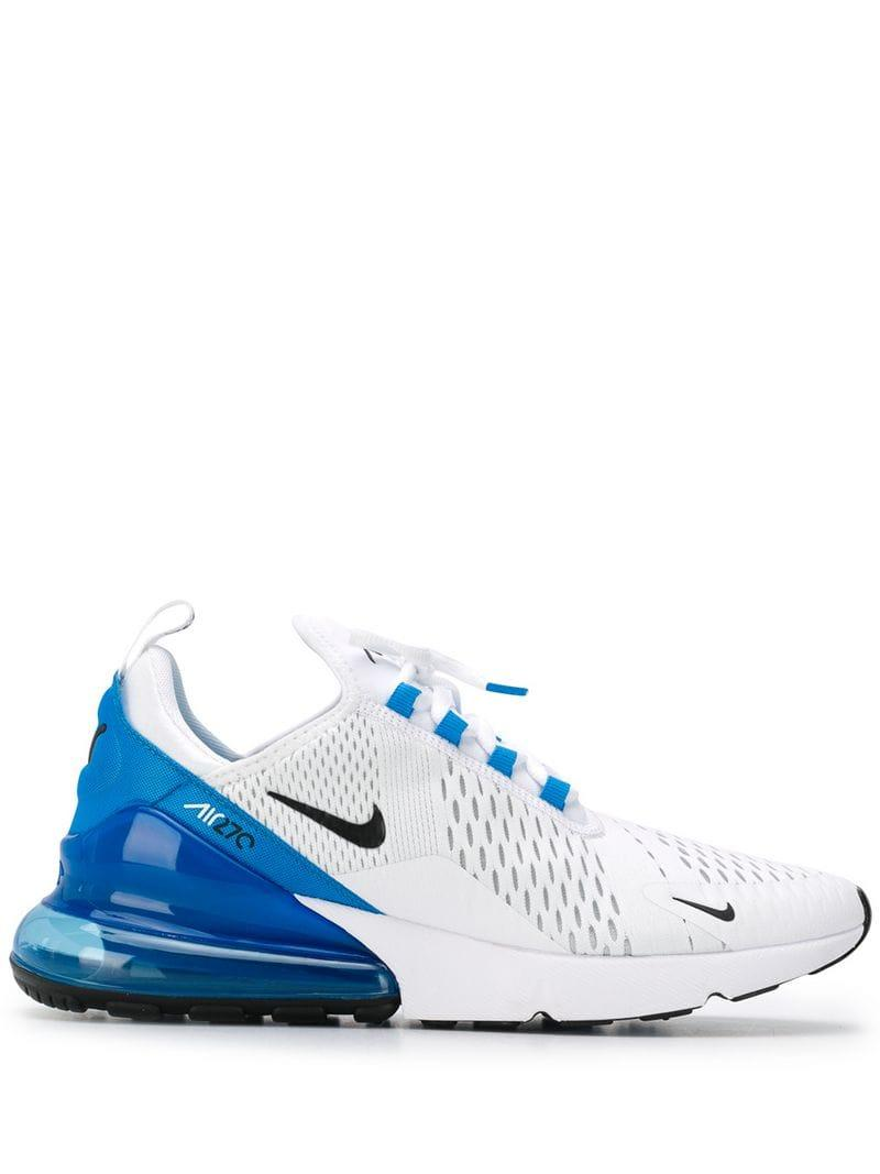 new concept e8b29 1343e Nike. Men s White Air Max 270 Sneakers