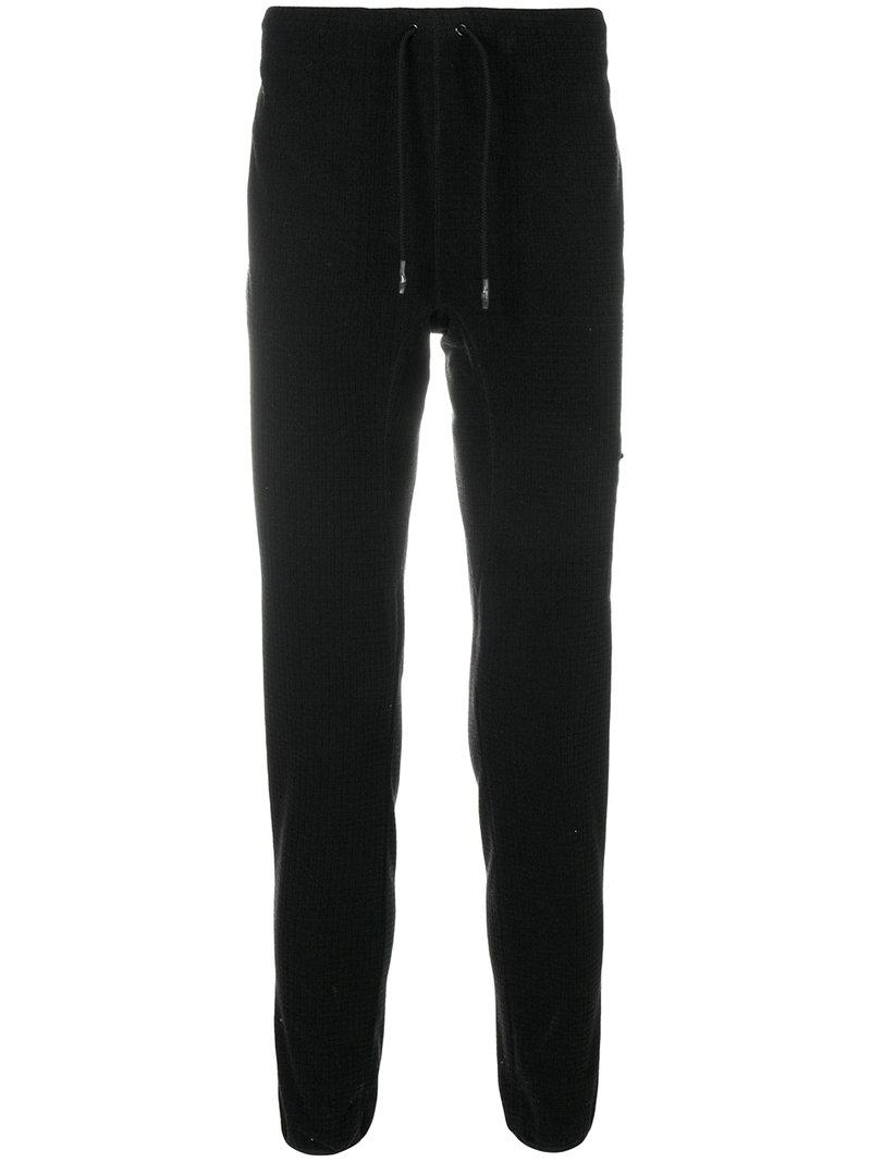 Cheap Sale Best Store To Get fitted track trousers - Black Undercover Cheap With Credit Card Buy Online With Paypal Cheap New Footlocker Sale Online 0n7SfGmzZ