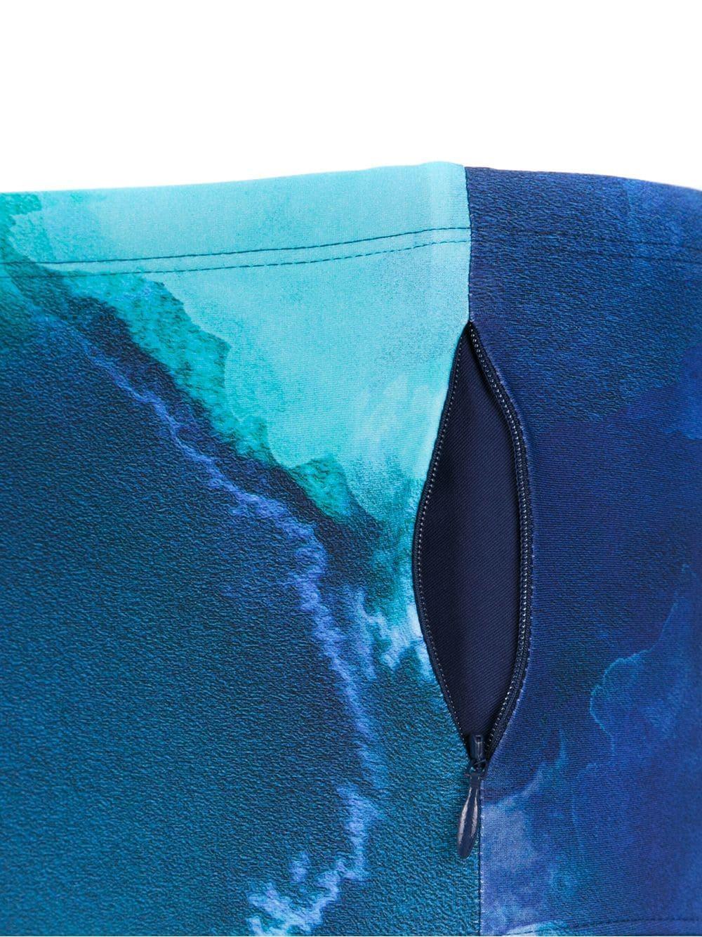 Lygia & Nanny Synthetisch Zwembroek Met Ipanema Print in het Blauw voor heren