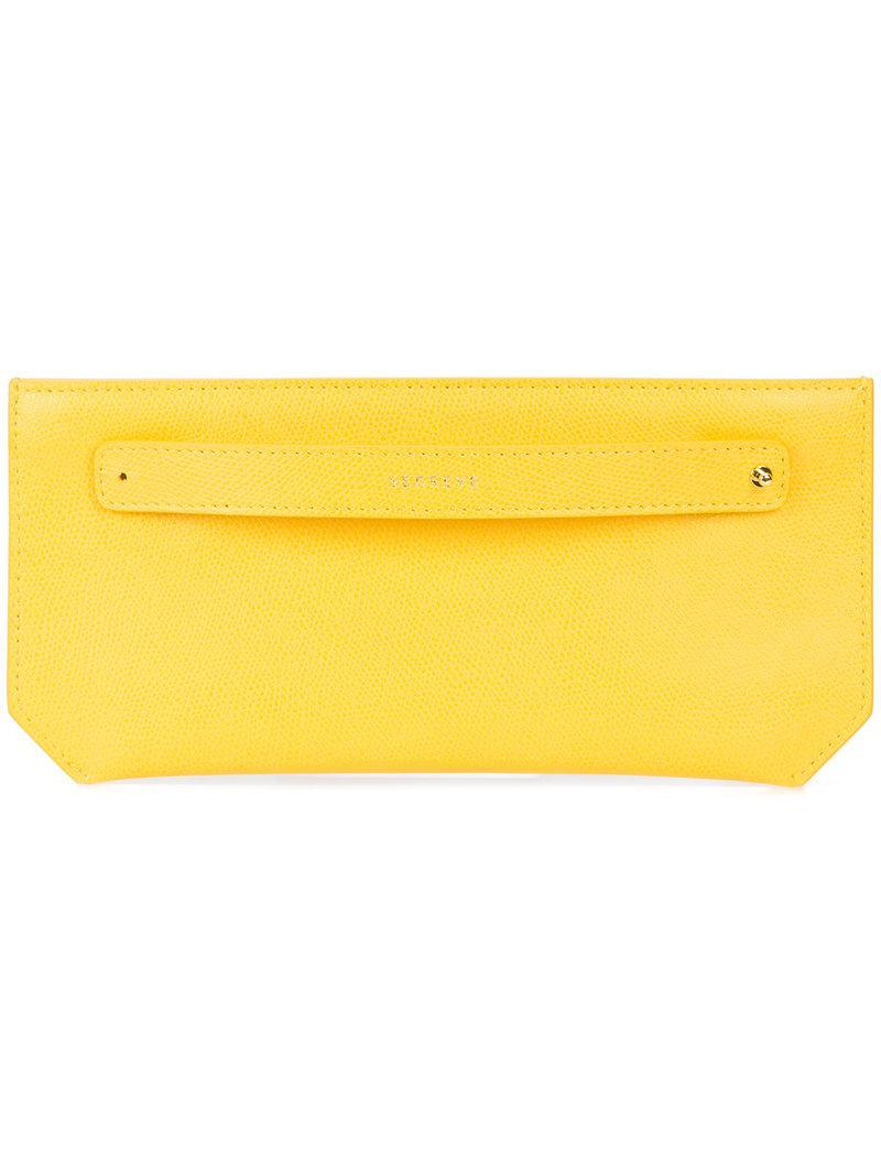 Bracelet clutch - Yellow & Orange Senreve 2ijMjZZj