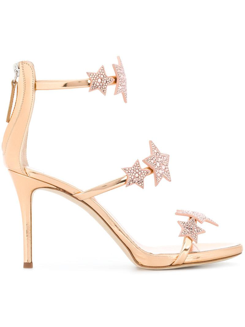 Giuseppe Zanotti Alien 80 sandals L9pzmXUhOi