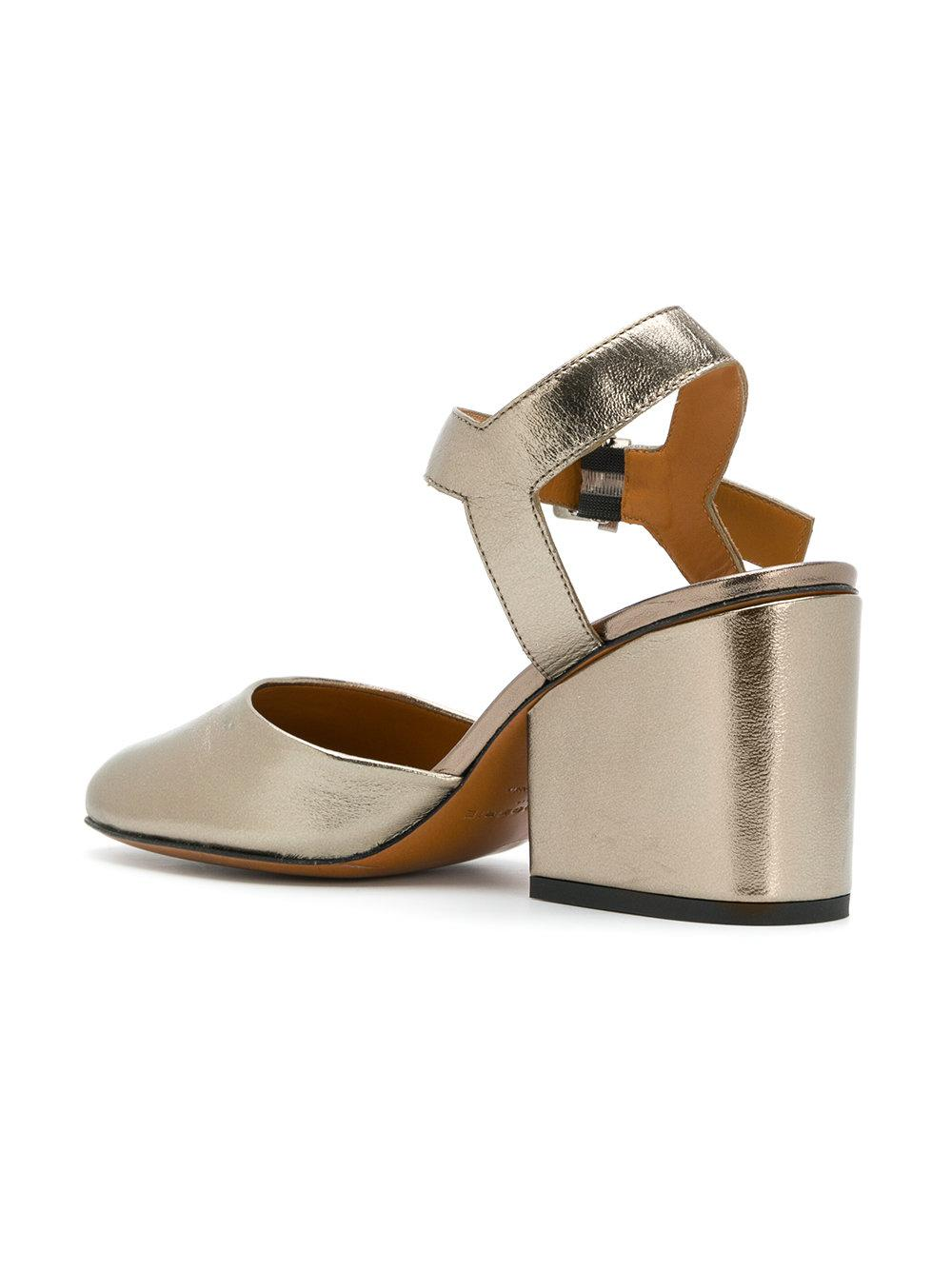 cheapest price outlet fake Clergerie Kaby block heel sandals sale brand new unisex buy cheap wiki new styles cheap price wGvzod