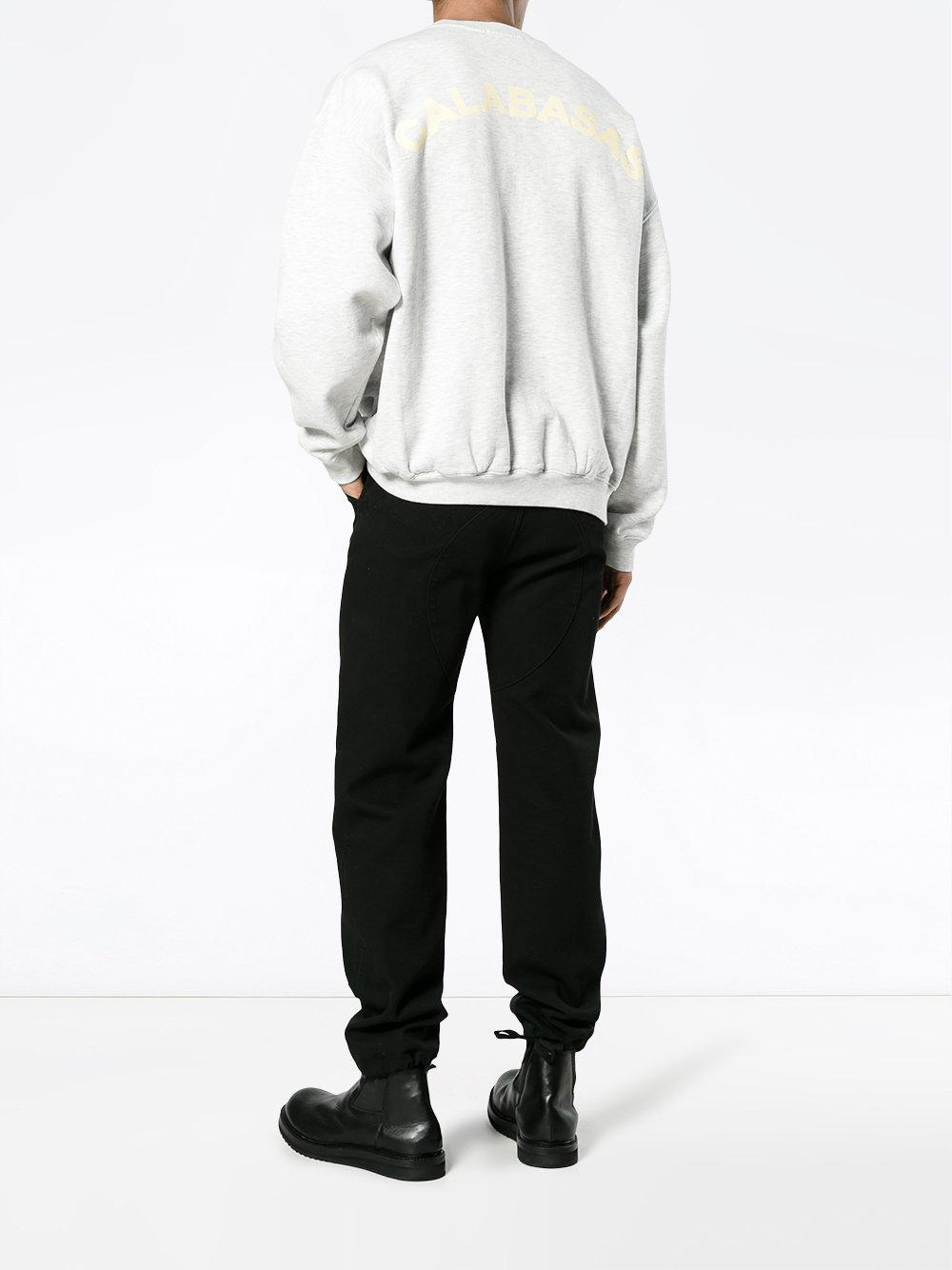 calabasas guys Buy yeezy black 'calabasas' sweatpants on ssensecom and get free shipping & returns in us relaxed-fit garment-washed cotton french terry lounge pants in 'ink' black.