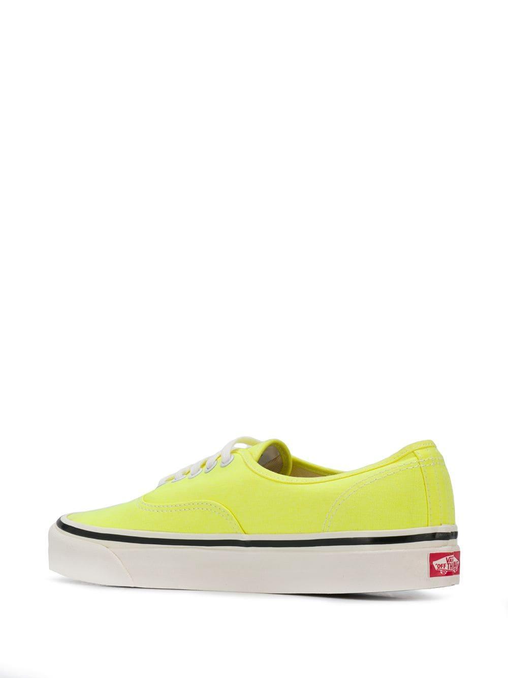 Vans Canvas 44 Dx Sneakers in het Geel voor heren