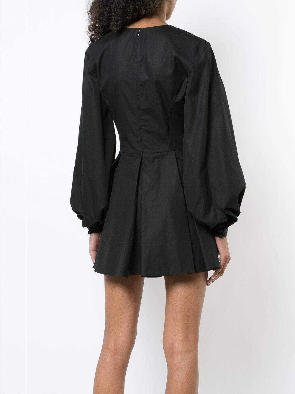 Denise dress - Black Khaite Clearance 100% Guaranteed In China Outlet Explore Fast Delivery Cheap Online Clearance Pre Order OQVaXG