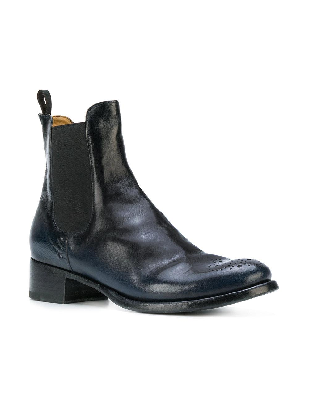 Elegant Officine Creative U0026#39;godardu0026#39; Boots In Gray (grey)   Lyst