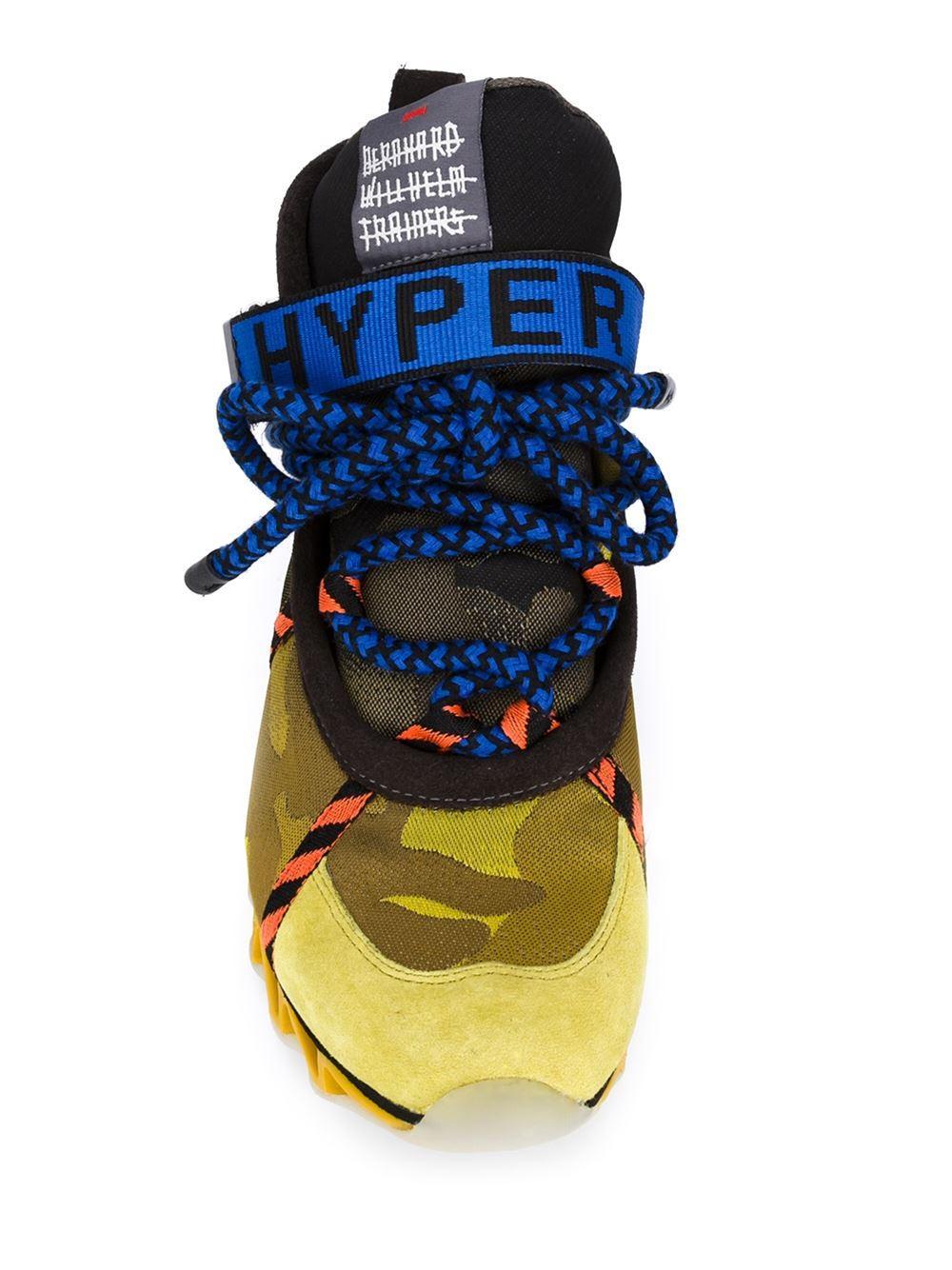 Bernhard Willhelm Cotton X Camper 'himalayan' Sneakers