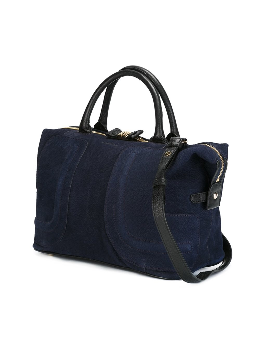 See By Chloé Leather See By Chloé 'kay' Tote in Blue