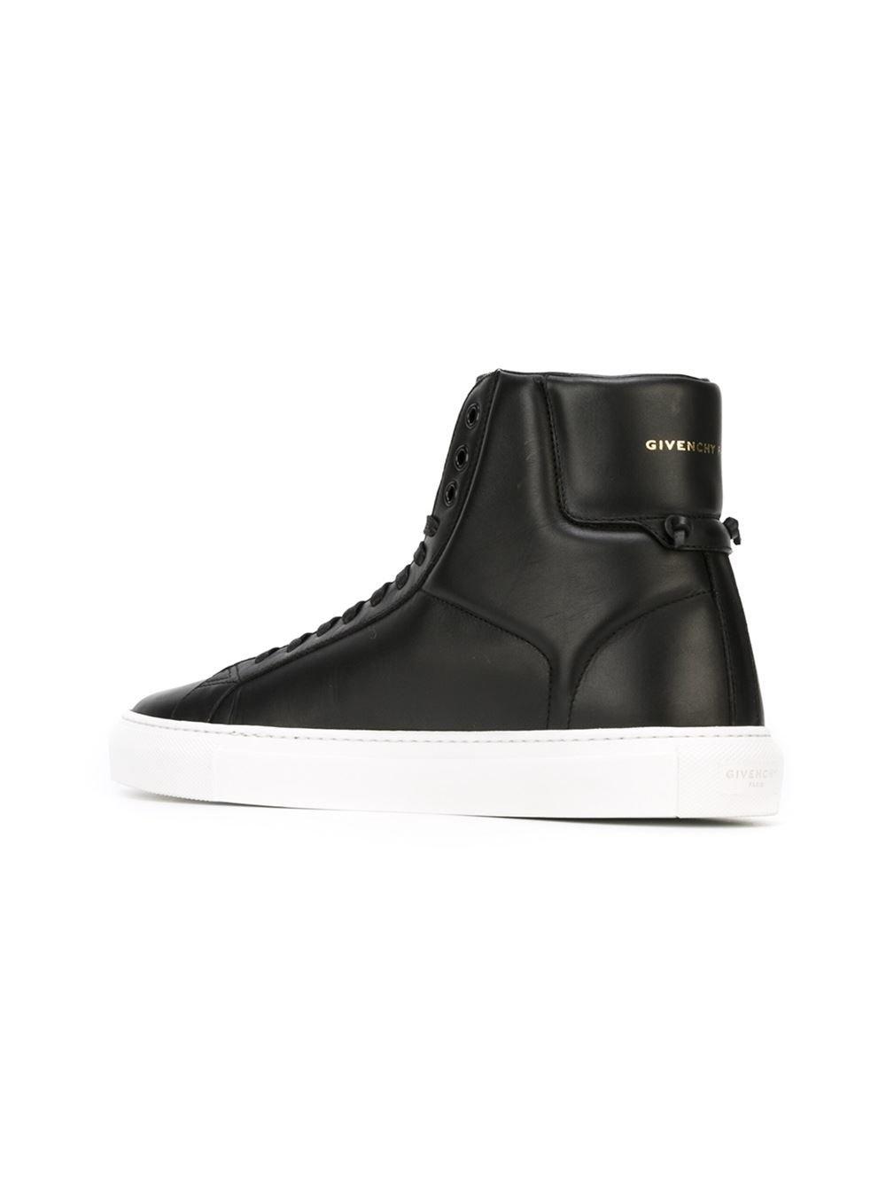 Sneakers of High Seam of Giuseppe Zanotti