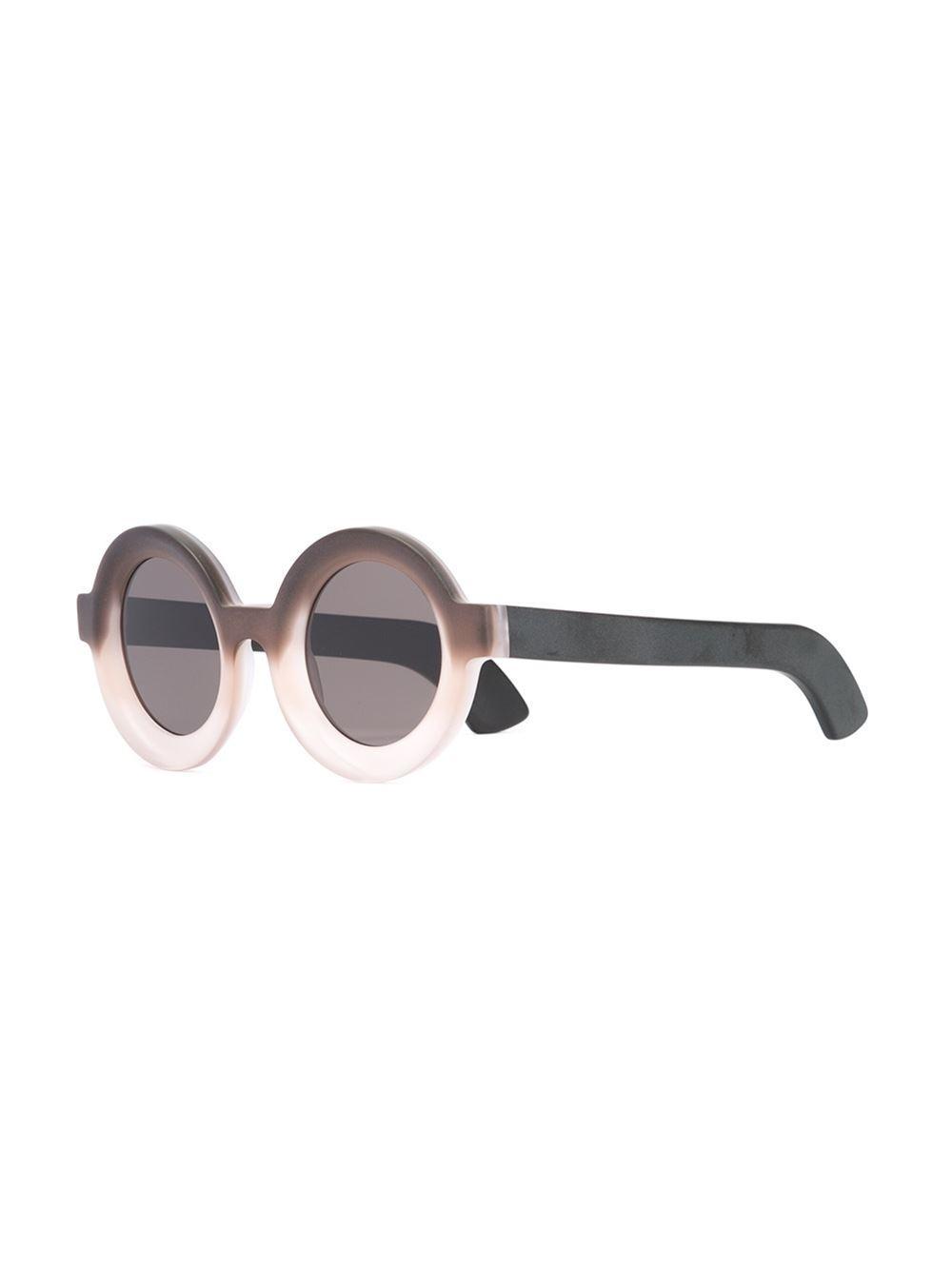 Kuboraum Julius 'maske 7' Sunglasses in Black