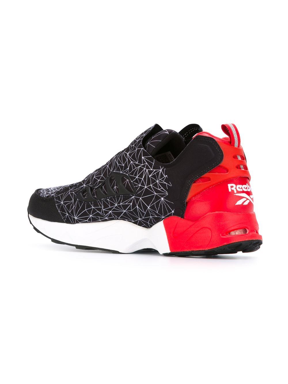 Reebok 'insta Pump Chinese New Year' Sneakers in Black