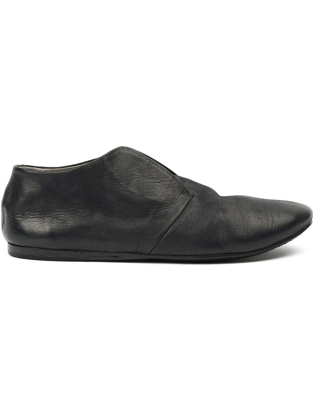 Lyst Mars 232 Ll Slip On Loafers In Black For Men