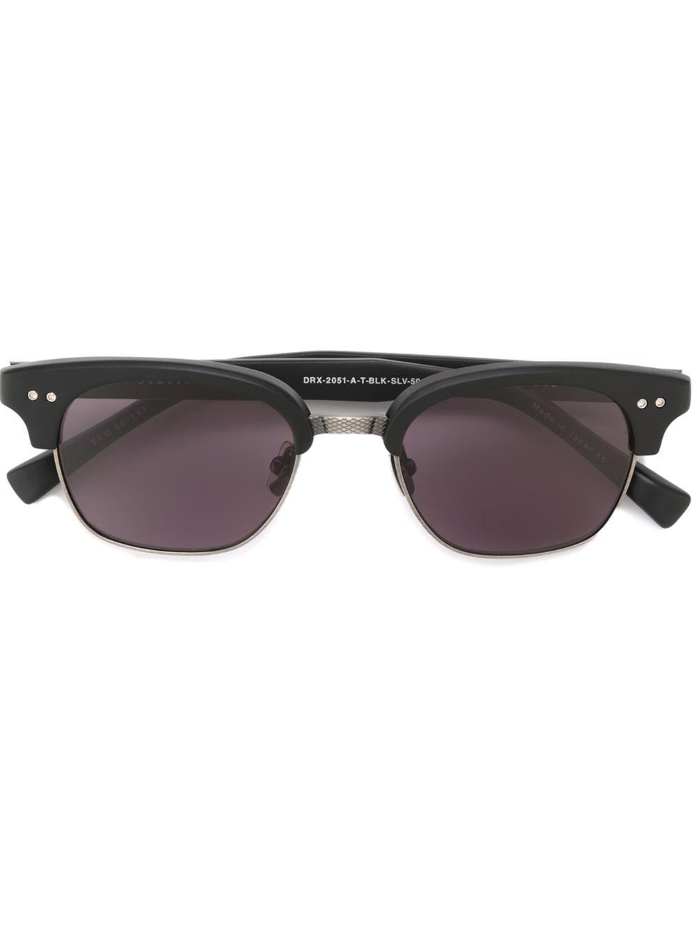 Lyst Dita Eyewear Statesman Two Sunglasses In Black