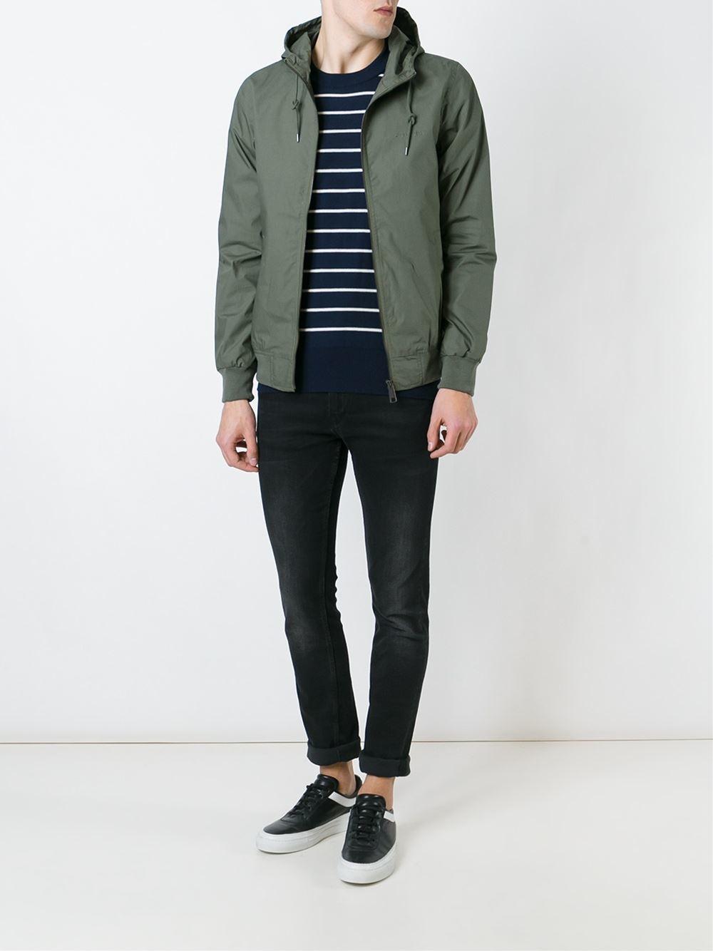 Carhartt Cotton 'marsh' Jacket in Green for Men