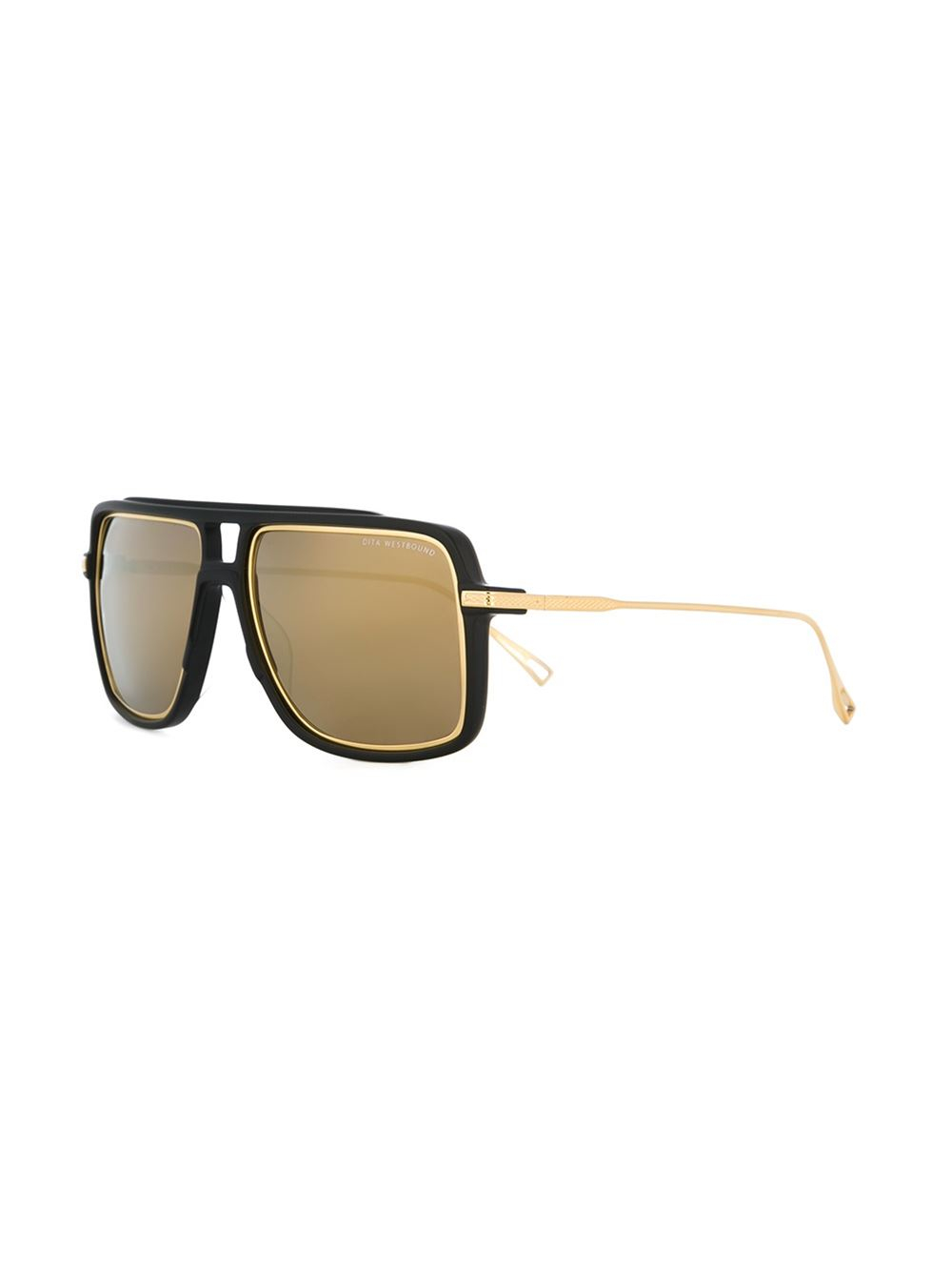 Dita eyewear 'westbound' Sunglasses in Gold (BLACK) | Lyst Dita Eyewear
